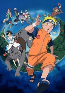 NARUTO: Movie 3 - Dai Koufun! Mikazuki Jima no Animaru Panikku Dattebayo!