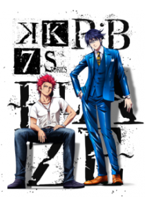 K SEVEN STORIES: R:B ~BLAZE~