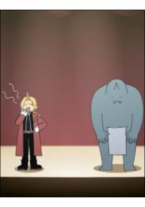 Hagane no Renkinjutsushi: Fullmetal Alchemist: 4-Koma Theater