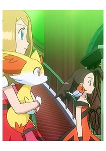 Pokemon XY: New Year\'s Eve 2014 Super Mega Special