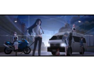 Grisaia: Phantom Trigger The Animation screenshot